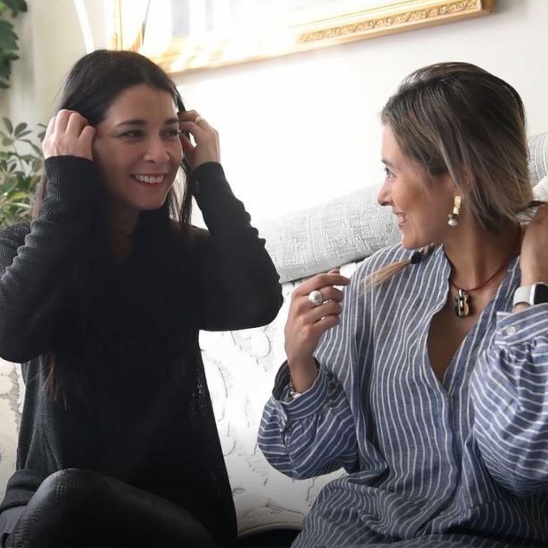 María José y Piera